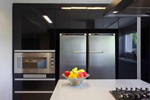 Projeto Cozinha – Alto Lebon:   por Andrea Chicharo Arquitetura