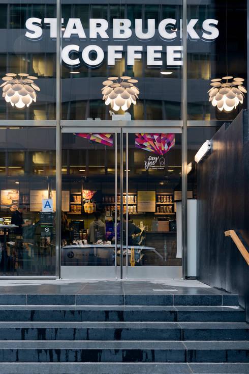 Lámpara Discocó en Starbucks: Bares y Clubs de estilo  de Marset
