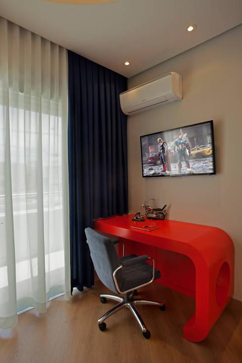 Dormitorios infantiles de estilo  por Designer de Interiores e Paisagista Iara Kílaris