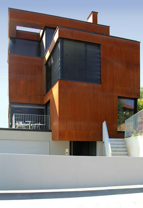 minimalistic Houses by Architekt Zoran Bodrozic