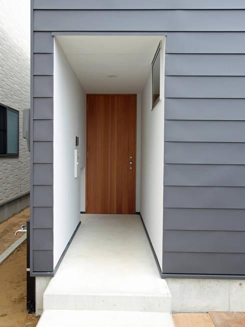 木曳野の家: 福田康紀建築計画が手掛けた家です。