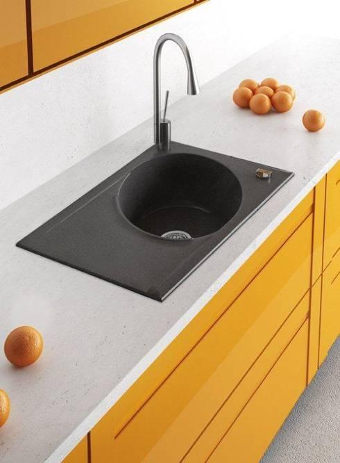 TONO: styl , w kategorii Kuchnia zaprojektowany przez MOWO STUDIO
