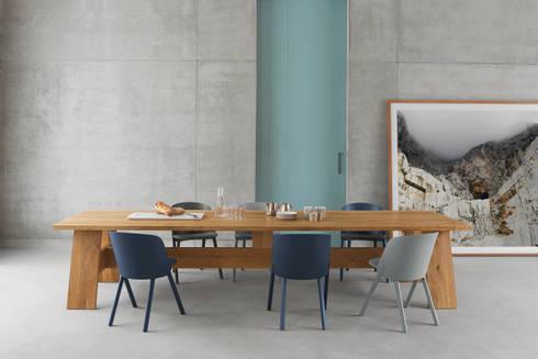 Tisch FAYLAND: Moderne Esszimmer Von E15