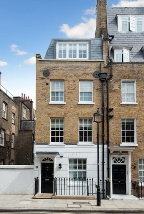 Early Victorian Townhouse:  Houses by Corebuild