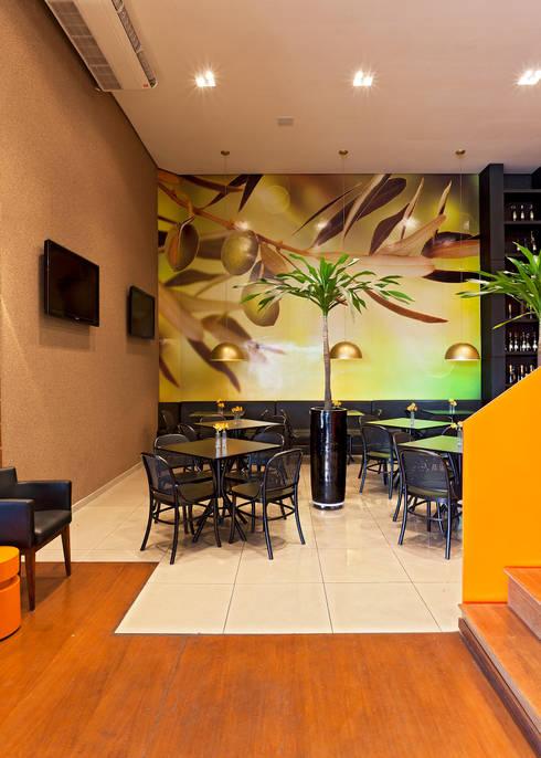 Pizzaria Mangabeiras: Bares e clubes  por Cristina Menezes Arquitetura