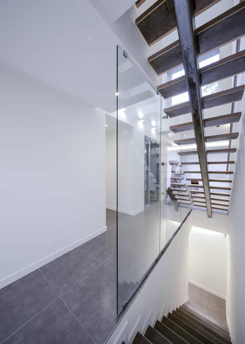 유오에스건축사사무소(주)が手掛けた廊下 & 玄関
