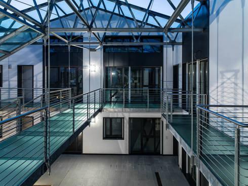 Loft del forte di caprioglio associati architects homify for Piani di costruzione loft