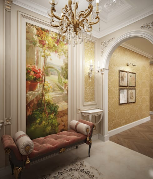 Corridor & hallway by VITTA-GROUP