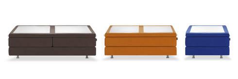 Cocoon: Dormitorios de estilo moderno de Ecus