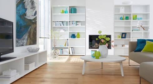 Superb Wohnzimmer   Bücherwand CASE: Moderne Wohnzimmer Von Regalraum GmbH