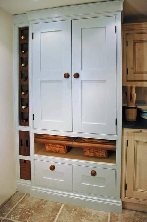Kitchen by Hallwood Furniture