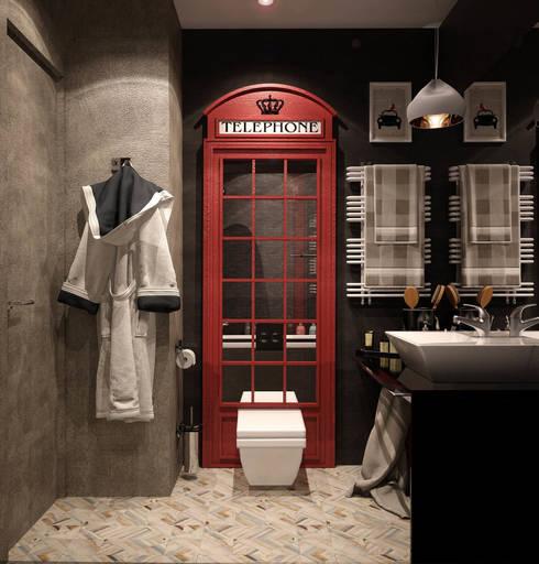 Reroomが手掛けた浴室
