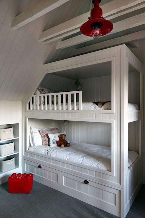 Children's Bedroom :  Nursery/kid's room by Studio Duggan