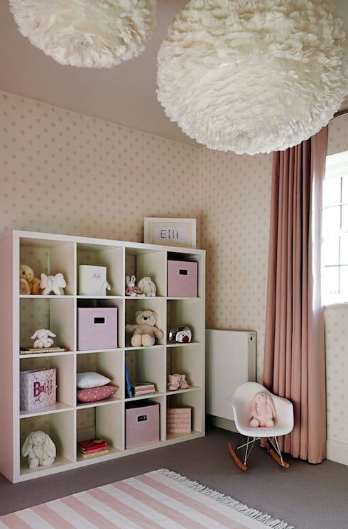 Nursery/kid's room by Studio Duggan