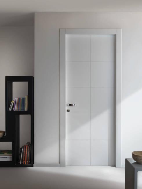 Projekty,  Okna i drzwi zaprojektowane przez PIETRELLI PORTE