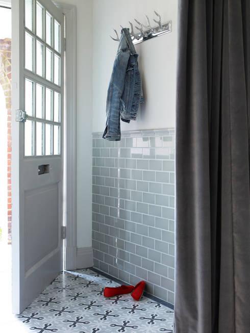 Studio Duggan:  tarz Koridor ve Hol