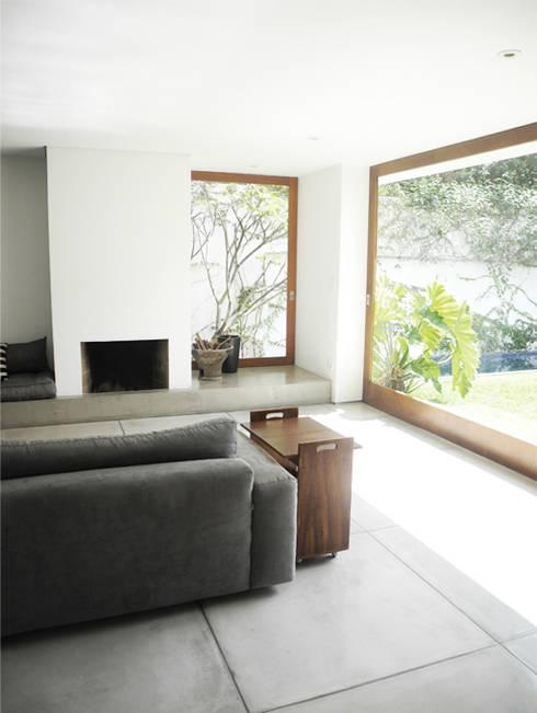 Casa Rath: Jardins modernos por SAO Arquitetura