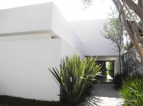 Casa Rath: Casas modernas por SAO Arquitetura