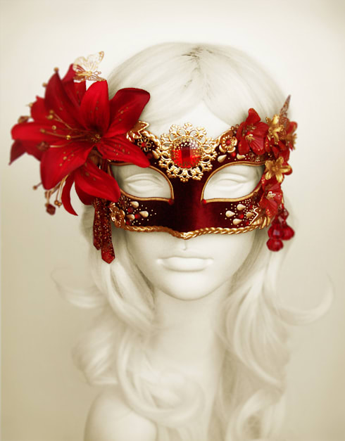 Soffitta – Soffitta Mask :  tarz Sanat