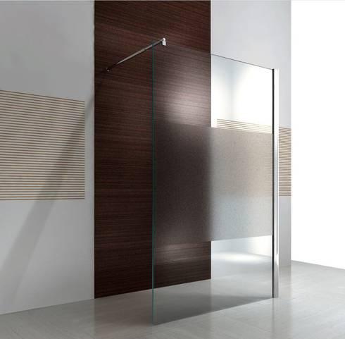 walk in duschabtrennung von nextrend gmbh homify. Black Bedroom Furniture Sets. Home Design Ideas