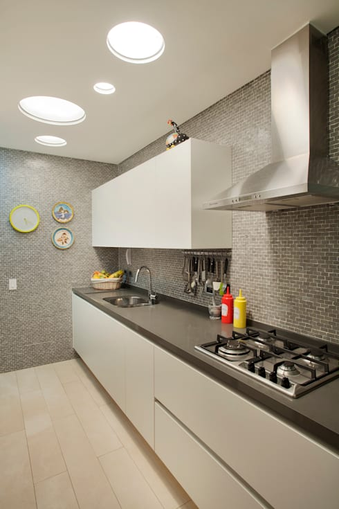 Cocinas de estilo  por Studio ro+ca