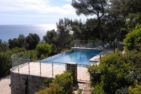Avant apr s construction d 39 une piscine var by piscines for Prix construction piscine var