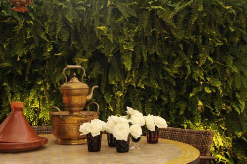 FiaFlora Expogarden | 2010: Jardins rústicos por Folha Paisagismo