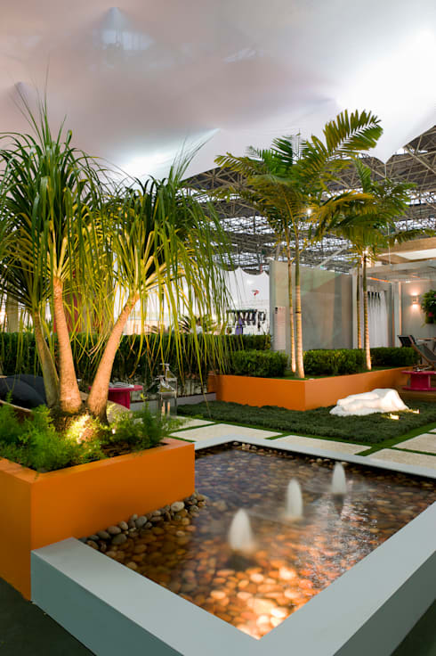 FiaFlora Expogarden | 2011: Jardins modernos por Folha Paisagismo