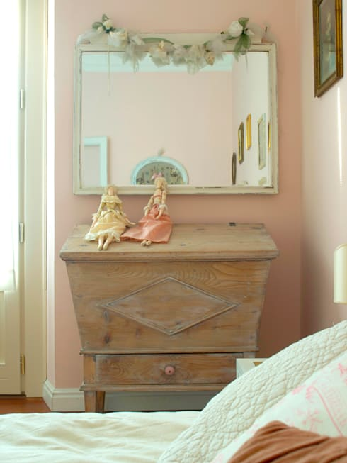Home Relooking in stile Shabby Chic by Cinzia Corbetta | homify