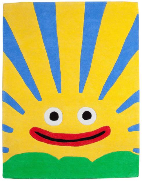 Suzie the Sunbeam:  Nursery/kid's room by The Land of Zug