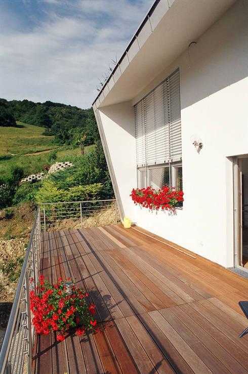 Terrasse:  Terrasse von architope