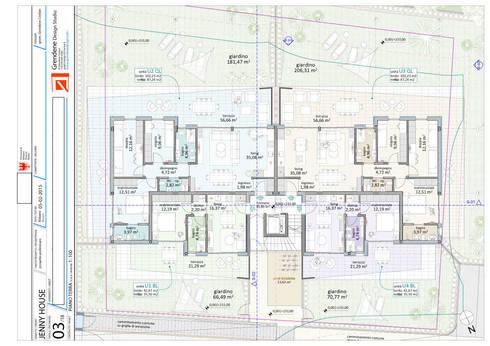Jenny house di grendene design homify for Strumento di layout piano terra