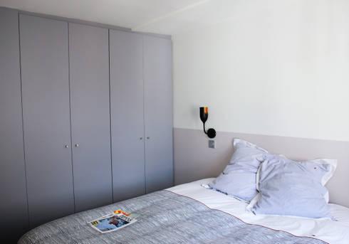 appartement pastourelle par architecture architecture int rieure. Black Bedroom Furniture Sets. Home Design Ideas