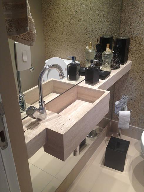 AWDS Arquitetura e Design de Interiores:  tarz Banyo