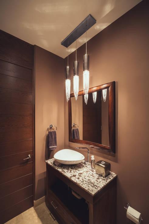 Imativa Arquitectos:  tarz Banyo