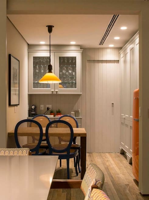 Apartamento Cidade Jardim : Cozinhas  por Triplex Arquitetura
