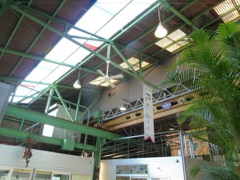 トップライト: アーテック・にしかわ/アーテック一級建築士事務所が手掛けた商業空間です。