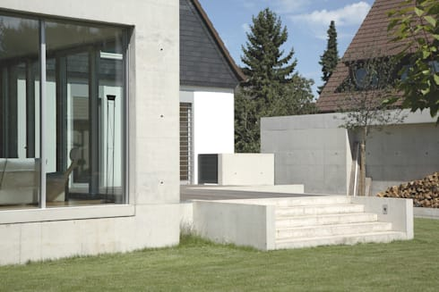 Architekt Duisburg einfamilienhaus in duisburg oliver keuper architekt bda homify