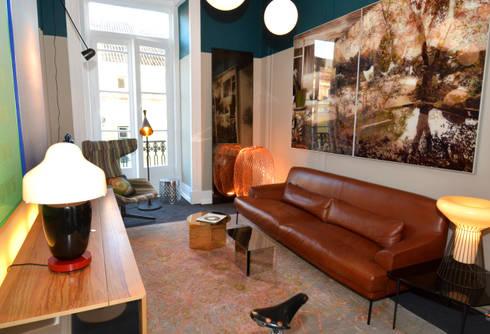 Casa Lisboa -  Interior Design Exhibition 2015: Locais de eventos  por QuartoSala - Home Culture