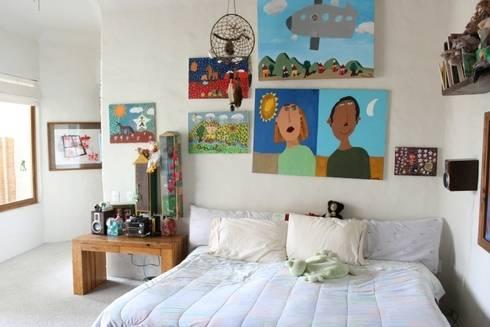 rustic Nursery/kid's room by Cenquizqui