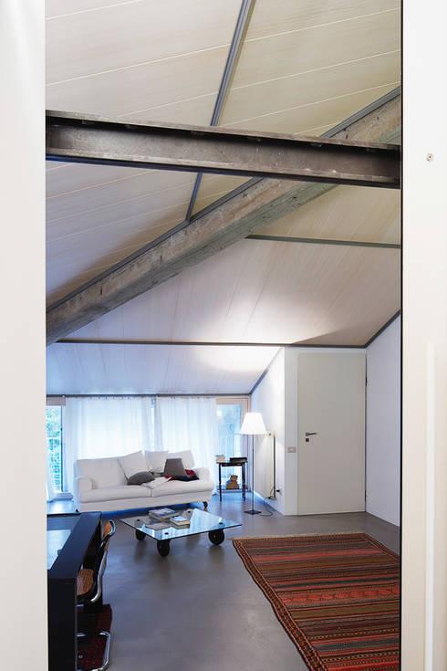 Piccolo loft di sara dalla serra architetto homify for Piccolo loft a casa