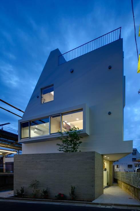 房子 by 仲摩邦彦建築設計事務所 / Nakama Kunihiko Architects