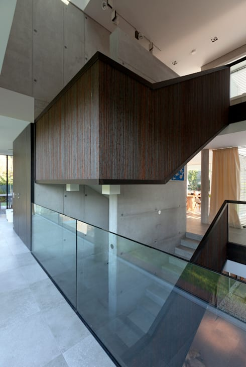 360° :  Flur & Diele von Architekt Zoran Bodrozic