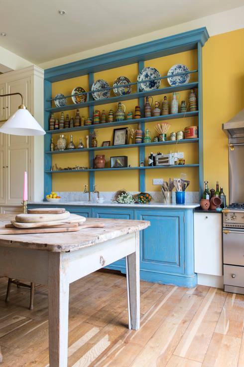 classic Kitchen by lynette