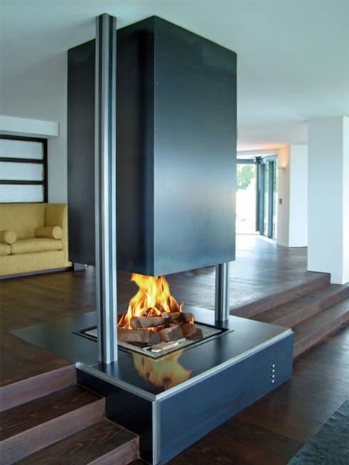 Livings de estilo  por Wirth&Schmid AG