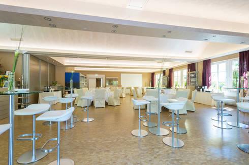 Renovierung in Johann Lafers Rosensaal von LOBA GmbH & Co. KG | homify