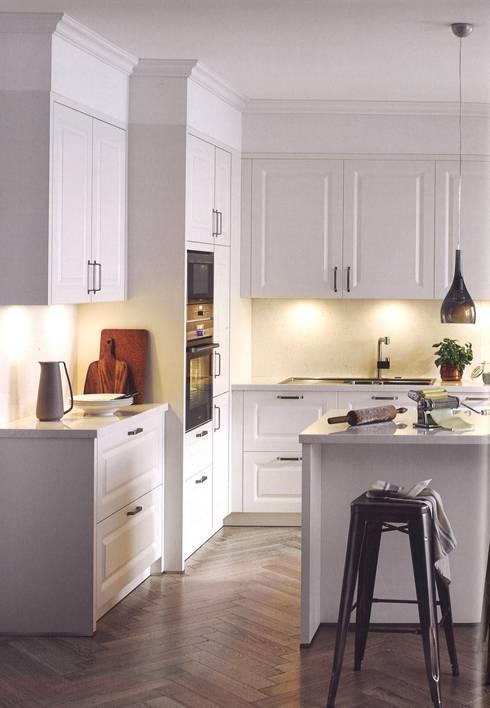 Kitchen by Eiland de Wild Keukens