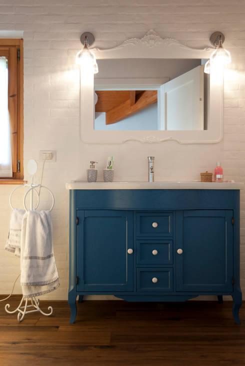 Perla Arredamenti:  tarz Banyo