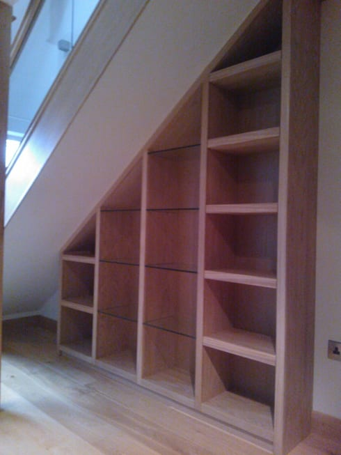 bookcases by inglish design homify