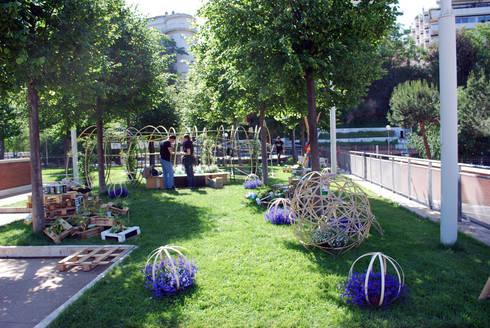 Giardini in terrazza festival del verde e del paesaggio for Foto giardini a terrazza